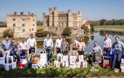 Seven Kent wineries join forces with Visit Kent to launch the Wine Garden of England, and champion wine tourism across the county