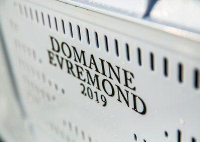 DomaineEvremond 2019 Harvest E