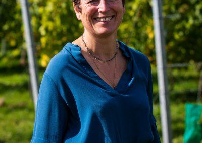 Christelle Rinvelle, Vineyard Manager of Domaine Evremond